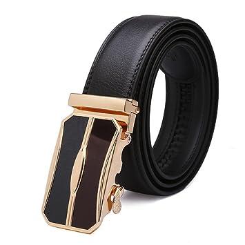 Zhenz Nuevos Famosos Hombres del cinturón de la Marca 100% de Calidad  Superior de Cuero 8f1a1b1c8c30