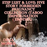 img - for Step Lust & Love: Five Story Forbidden Pregnancy Collection book / textbook / text book