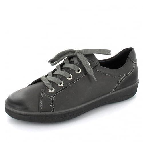 Para De Gris Zapatos Talla Mujer Ara Color Cordones 37 Eu 7BTxwqnZ