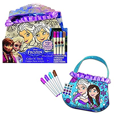 Tara Toy Frozen Color N' Style Purse | Computers