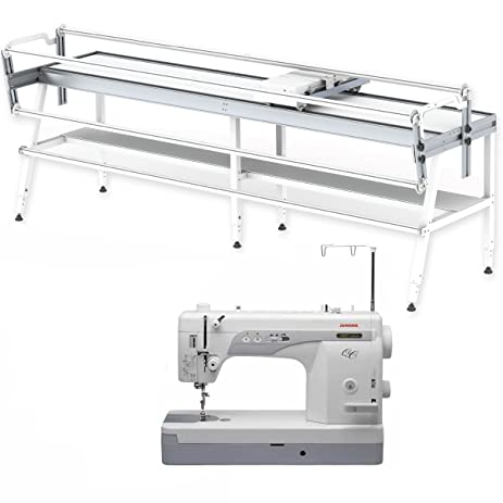 Amazon.com: Janome 1600P-QC and Grace GQ Frame Quilter Combo