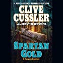 Spartan Gold Audiobook by Clive Cussler Narrated by Scott Brick