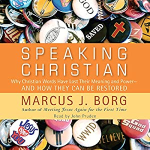 Speaking Christian Audiobook