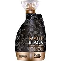 Matte Black, Ultra Sleek, No Wait Tanning Bronzer Lotion 13.5 Ounce