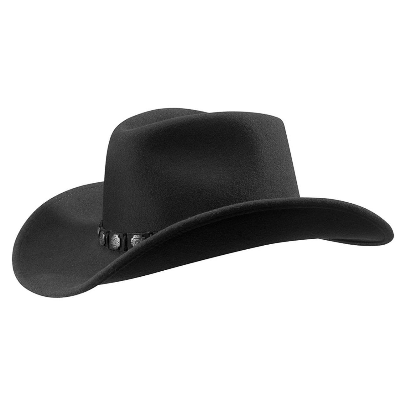 Stetson Hackberry Cappello Western cowboy in lana feltro di 3598102-1