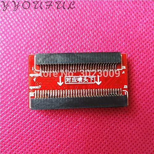 Printer Parts Eco solvent printer spare parts Allwin Humen E-jet Yoton X6 Yoton Thunderjet DX5 to DX7 Yoton adapter chip F189010 1pc