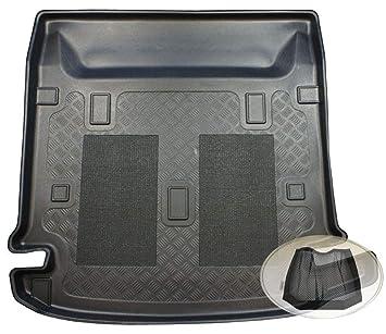 Geriffelte Kofferraumwanne für Dacia Lodgy Van Kombi 5-türer 2012-5Sitze