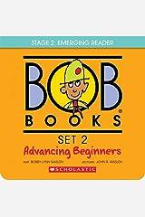 Bob Books Set 2-Advancing Beginners Paperback