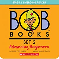 BOB Books, Set 2: Advancing Beginners by Bobby Lynn Maslen - Paperback