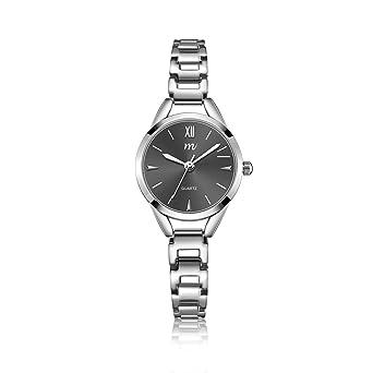 Amazon.com: MW Willowy Beauty - Reloj de pulsera de cuarzo ...