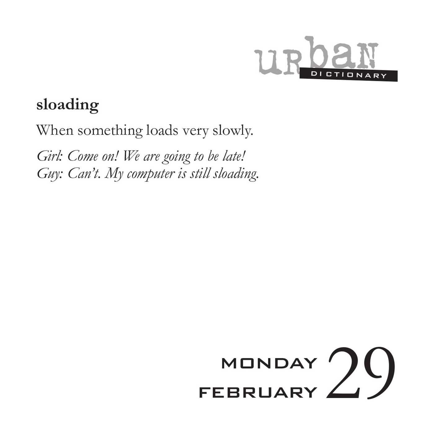 amazon urban dictionary 2016 day to day calendar aaron peckham