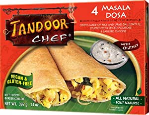 Tandoor Chef Masala Dosa, 14-Ounce Packages (Pack of 12)