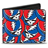 Buckle-Down Bifold Wallet Grateful Dead