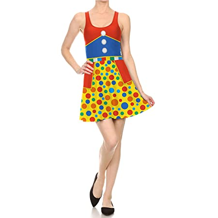 XWQXX Vestido Sexy Cosplay de Halloween Falda Plisada Chaleco ...