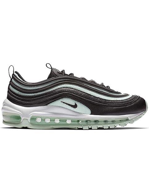 sports shoes 8596e 95c69 Nike W Air Max 97, Scarpe da Fitness Donna, Multicolore BlackIgloo