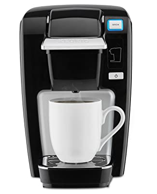 Keurig K15 Single Serve Compact K-Cup Pod Coffee Maker