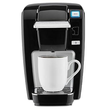 Keurig K15 Single-Serve K-Cup Pod Coffee Maker, Black