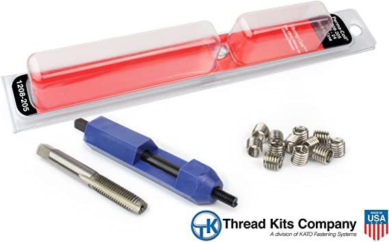 PRO THREAD 3598-51624K Thread Repair Kit,UNF 5//16-24