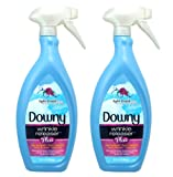 Amazon Price History for:Downy Wrinkle Releaser Plus, Light Fresh Scent, 33.8 Fluid Ounce (Pack of 2)