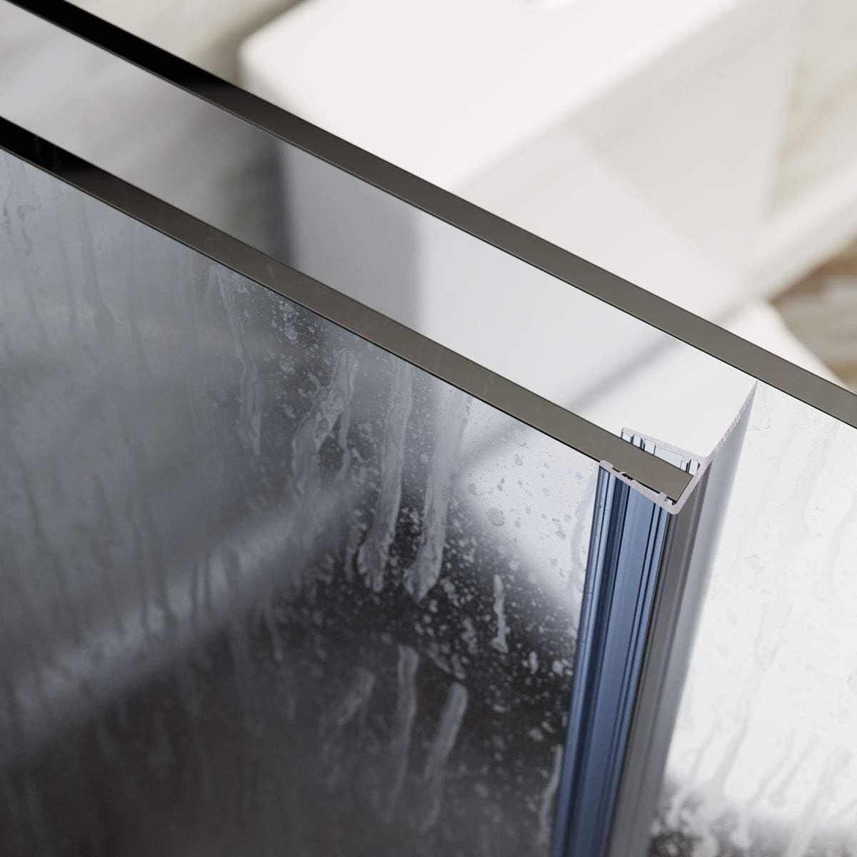 STEIGNER 150cm Joint d/étanch/éit/é de remplacement pour les vitres d/'une /épaisseur 6mm// 7mm// 8mm UK02