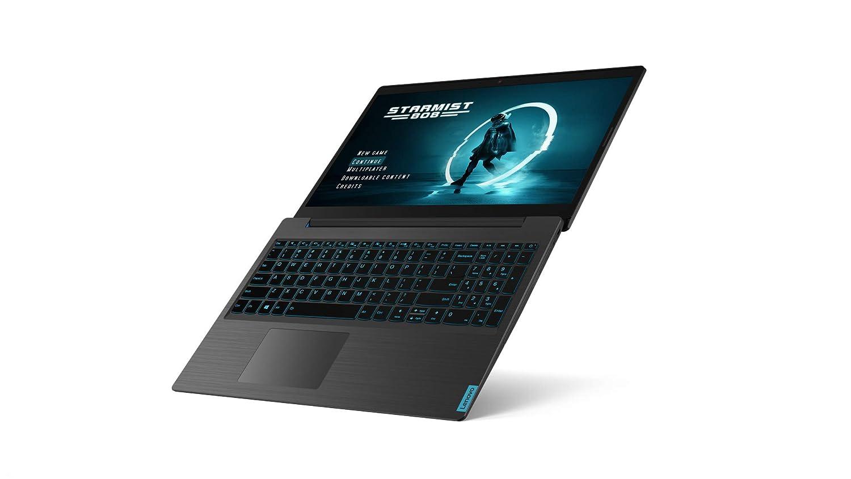 Lenovo IdeaPad L340 Gaming Laptop, 15 6-Inch FHD (1920 X 1080) IPS Display,  Intel Core i7-9750H Processor, 8GB DDR4 RAM, 1TB HDD, 256GB NVMe SSD,