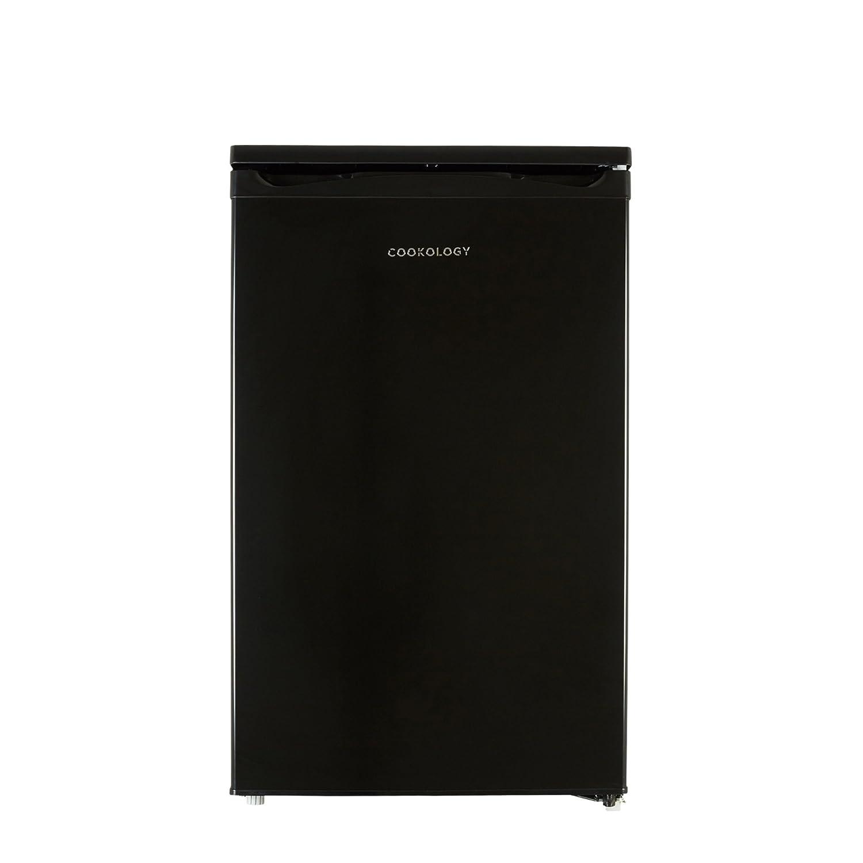 Cookology UCFR110BK 50cm Freestanding Undercounter Larder Fridge in Black