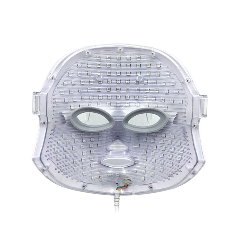 Newkey Advanced 7 Color LED Light Photon Therapy System Facial Skin Care & Beauty Mask by NEWKEY (Image #6)