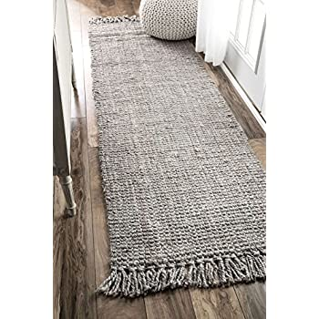 Amazon Com Contemporary Area Rug Indoor Outdoor Rugs Grey 2 6 X 8