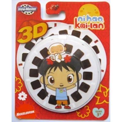 View-Master 3- Pack Ni Hao, Kai-Lan Reels: Toys & Games