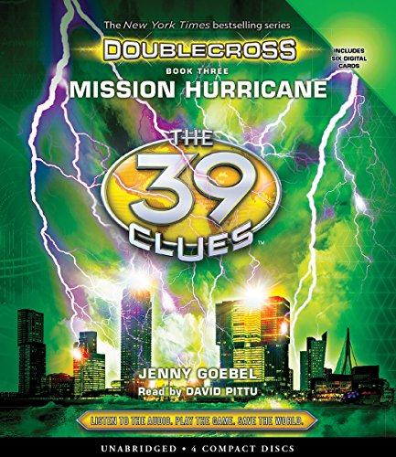 Mission Hurricane (The 39 Clues: Doublecross, Book - Hurricane Sisters Audio