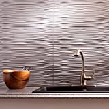 FASÄDE Waves Decorative Vinyl Backsplash Panel