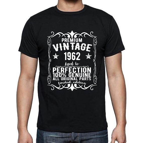 Premium Vintage Year 1962, Regalo cumpleaños Hombre, Camisetas Hombre cumpleaños, Vendimia Prima Camiseta Hombre, Camiseta Regalo, Regalo Hombre