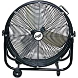 24 in. Direct-Drive Barrel Fan