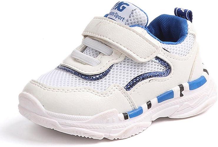 ❥ Harpily Zapatillas de Deporte para Bebe Ninos, Zapatos sin ...