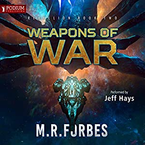 Weapons of War Audiobook