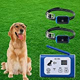 Best Dog Invisible Fences - Wireless Electric Dog Fence Pet Containment System, Safe Review