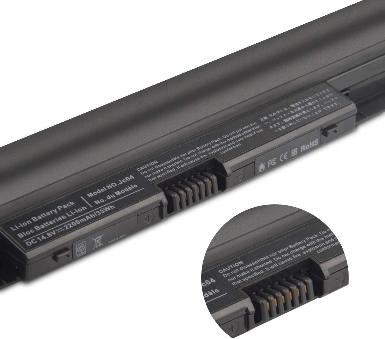 ASUNCELL JC03 JC04 Batterie dordinateur Portable pour HP 15-bs000 15-bw000 15-bs000 HP Pavilion 17z Series 14-bw014nf 17-bs039nf 17-ak004ng 17-ak007na 17-ak015ng TPN-C129 TPN-C130 TPN-W129