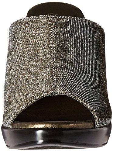 Athena Alexander Womens Anise Dress Sandal Pewter Sparkle hV1sPuiN