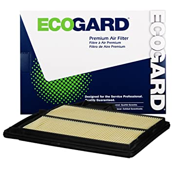 ECOGARD XA10003 Premium Engine Air Filter Fits Nissan Altima