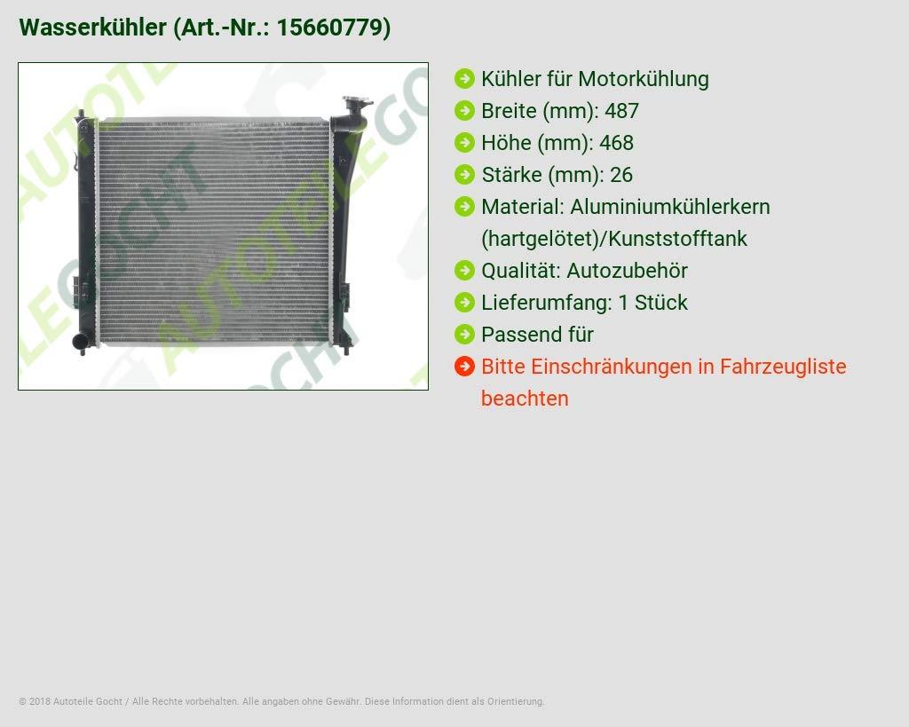 WASSERK/ÜHLER VON AUTOTEILE GOCHT