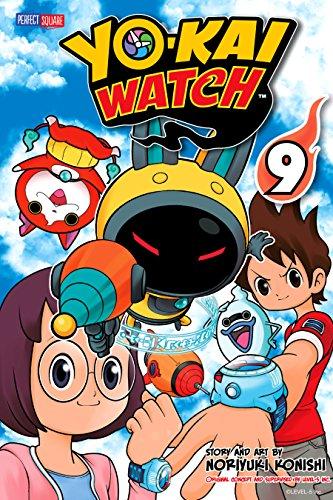 YO-KAI WATCH, Vol. 9 - Number 9 Japanese