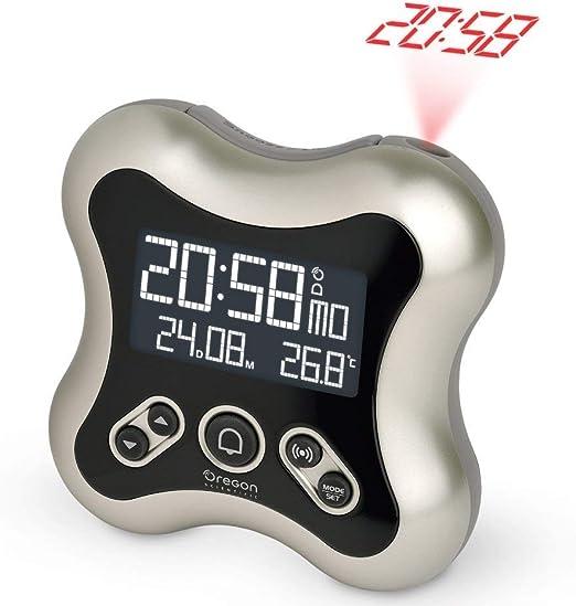 Oregon Scientific RM331P_T - Reloj despertador proyector de hora y ...