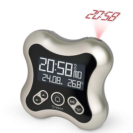 Oregon Scientific RM331P_T - Reloj despertador proyector de ...