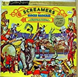 FREDERICK FENELL SCREAMERS CIRCUS MARCHES vinyl record