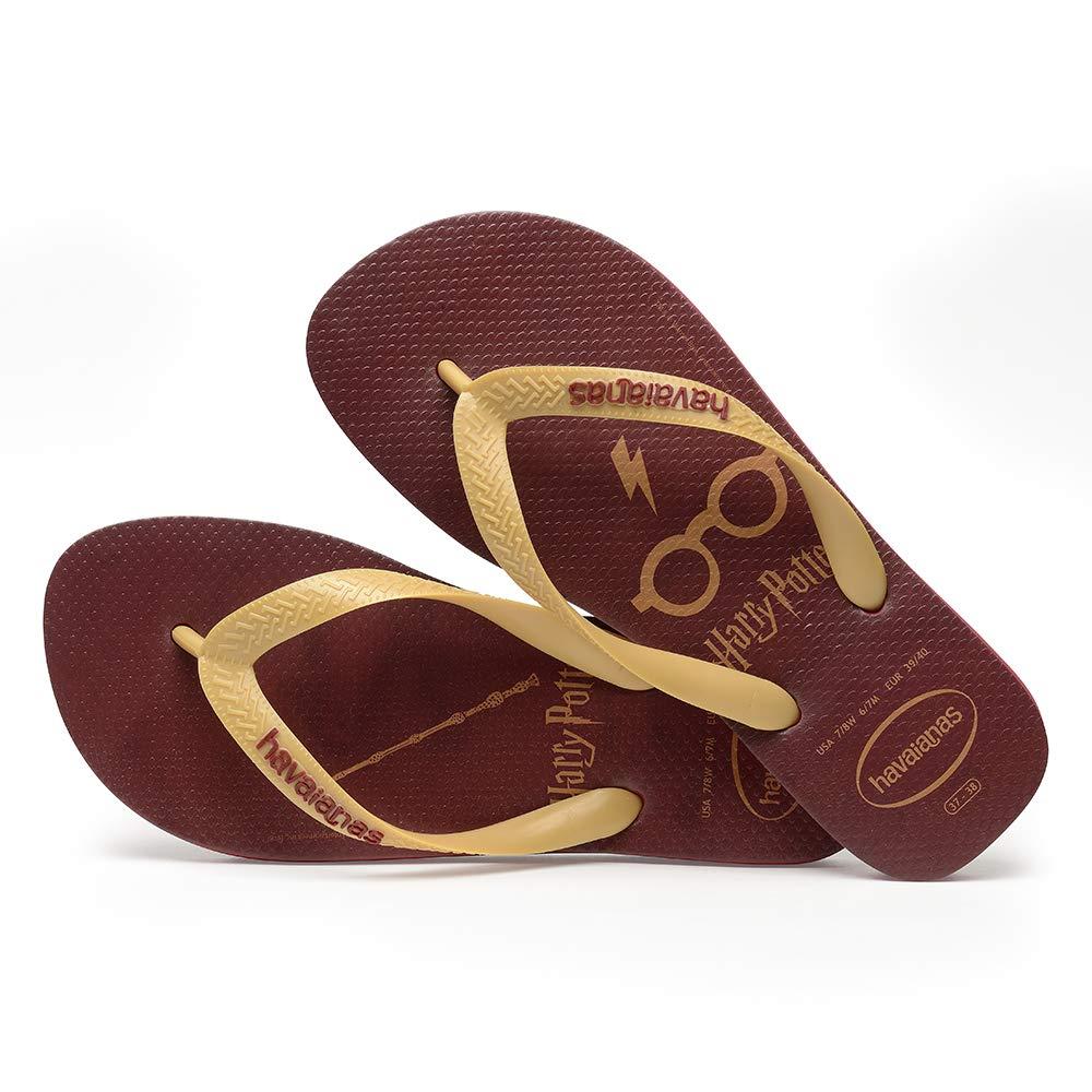 Havaianas Harry Potter FC Unisex Adult Sandals Slipper 4141763 White