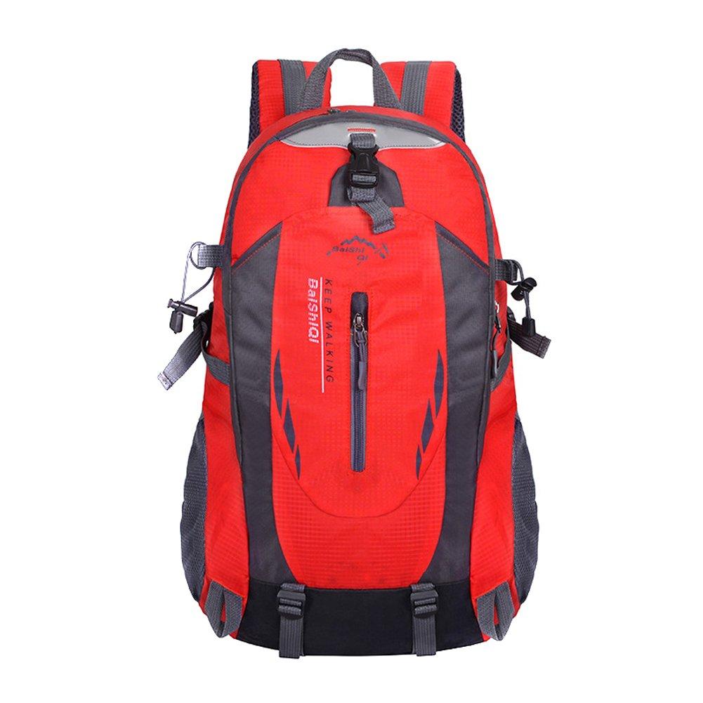 MiCoolker Waterproof Outdoor Back Packs Large Capacity Sports Mountaineering Backpack Leisure Travel Shoulder Bag Daypack