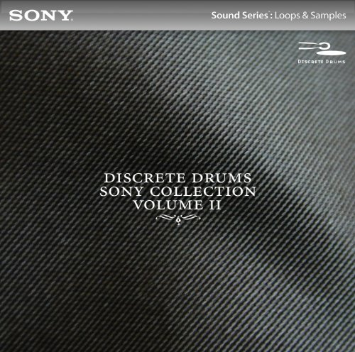 Discrete Drums: Volume II - Discrete Drums Series