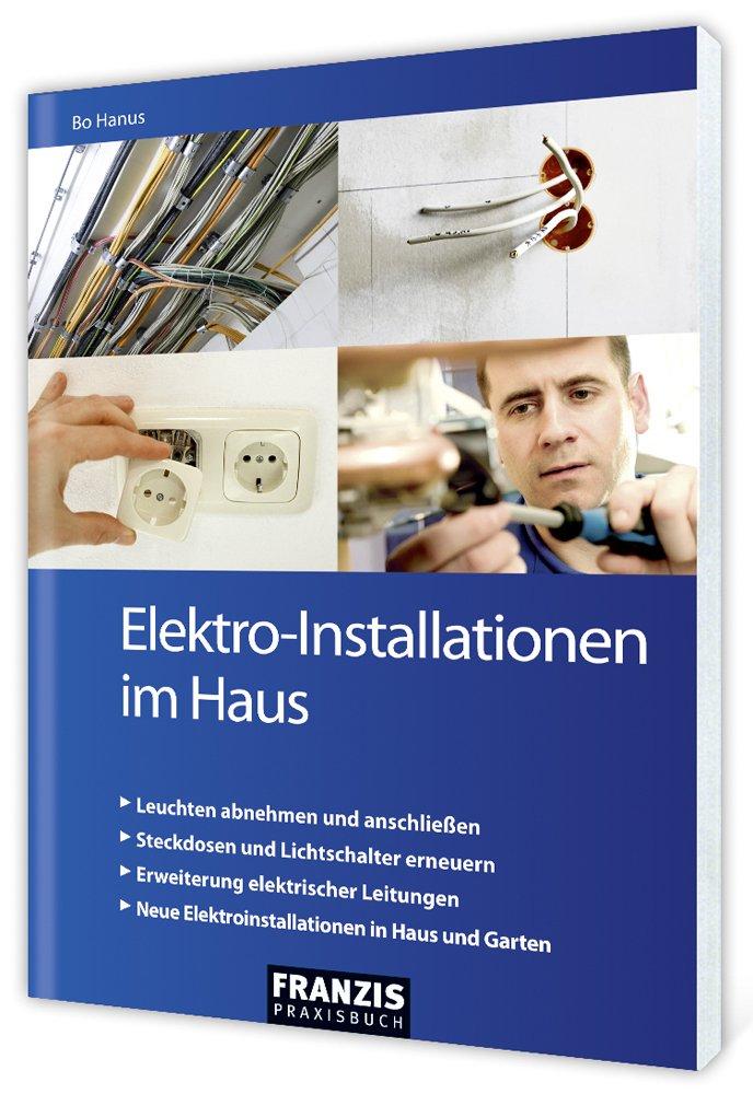 Beliebt Elektro-Installationen im Haus: Leuchten abnehmen und anschließen UJ53