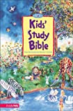 Kid's Study Bible, Zondervan Publishing Staff, 0310708028