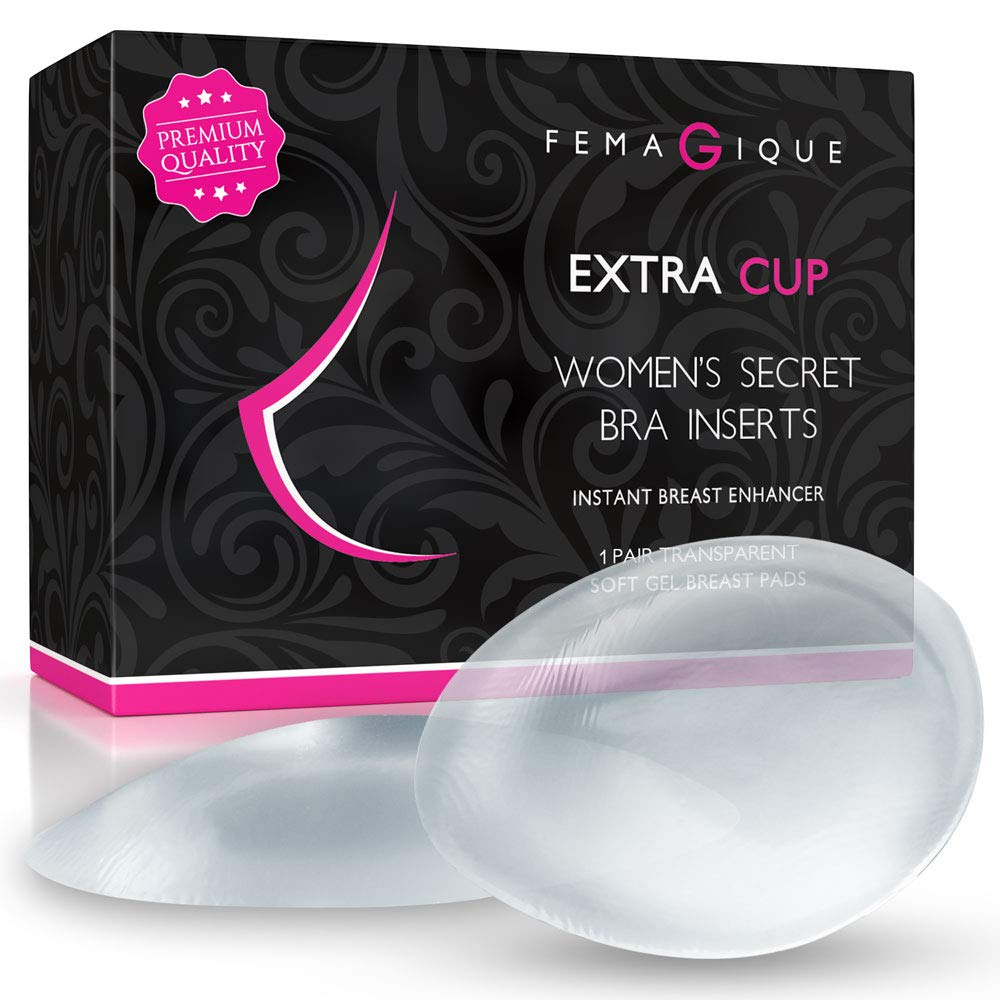 536f95814a5 INCREASE YOUR BREAST CUP SIZE  Wear your décolleté dresses with confidence  - our large breast enhancement pads will add up to 2 cups just like that!
